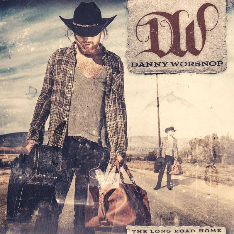 Danny Worsnop – The Long Road Home
