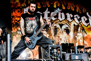 Photo Of Hatebreed © Copyright Robert Lawrence