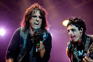 Photo Of alice Cooper © Copyright Robert Lawrence