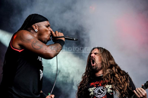 Photo Of Sepultura © Copyright Robert Lawrence
