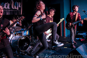 Photo Of The Marmozets © Copyright James Daly