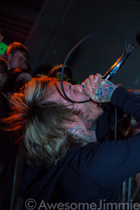 Photo Of Chiodos © Copyright James Daly