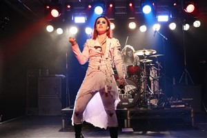 Photo Of Lacuna Coil © Copyright Trigger