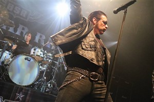 Photo Of Black Star Riders © Copyright Trigger