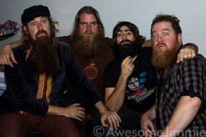 Photo Of The Beards © Copyright James Daly