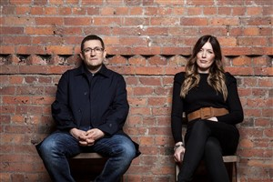 Paul Heaton And Jackie Abbot