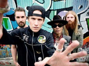 Josh Todd And The Conflict.