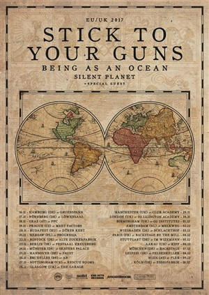 Stick To Your Guns.