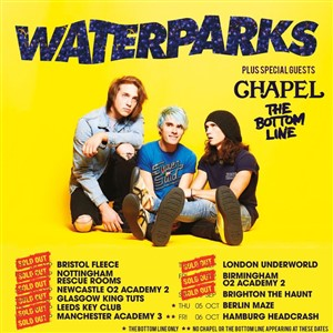 Waterparks.